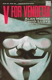 Cover of: V for Vendetta by Alan Moore