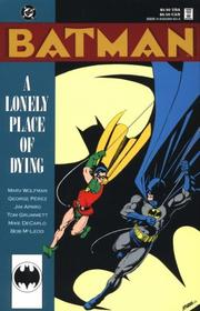 Cover of: Batman