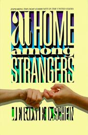 Cover of: At home among strangers