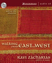 Cover of: Walking from East to West [sound recording]