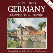 Cover of: KB GERMANY'99:INNS&ITIN (Karen Brown's Country Inns Series)