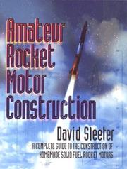 Cover of: Amateur Rocket Motor Construction