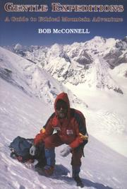 Cover of: Gentle Expeditions | Robert McConnell