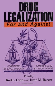 Cover of: Drug Legalization | Irwin Berent