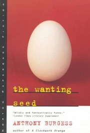 Cover of: The wanting seed