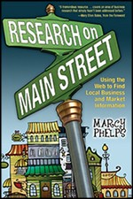 Cover of: Research on Main Street | Marcy Phelps