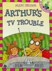 Cover of: Arthur's TV Trouble