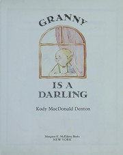 Cover of: Granny is a darling