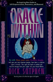 Cover of: The oracle within | Richard Sutphen
