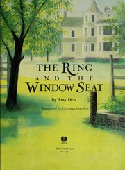 Cover of: The ring and the window seat