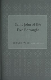 Cover of: Saint John of the five boroughs
