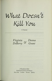 Cover of: What doesn