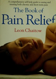 Cover of: The book of pain relief