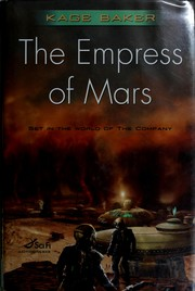 Cover of: The Empress of Mars | Kage Baker
