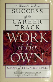 Cover of: Work of her own