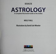 Cover of: Knack astrology