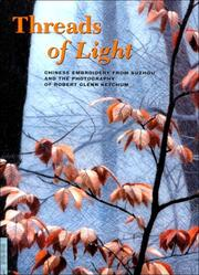 Cover of: Threads of Light |