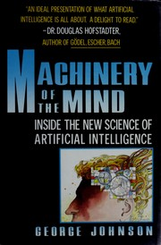 Cover of: Machinery of Mind | George Johnson