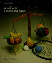 Cover of: Nutrition for fitness and sport
