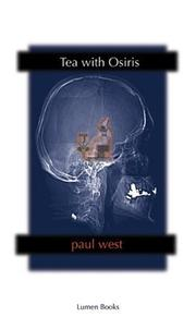 Cover of: Tea With Osiris | Paul West