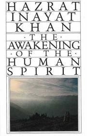 Cover of: Awakening of the Human Spirit
