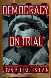 Cover of: Democracy on trial