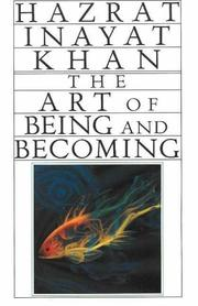 Cover of: The Art of Being and Becoming