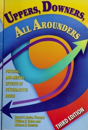 Cover of: Uppers, Downers, All Arounders | Darryl Inaba, William E. Cohen, Michael E. Holstein