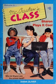 Cover of: Sharon plays it cool | Diana Oliver