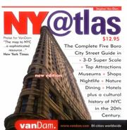 Cover of: NY Atlas