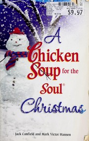 Cover of: A Chicken Soup for the Soul Christmas