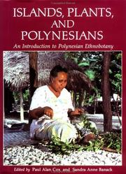 Cover of: Islands, plants, and Polynesians