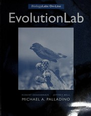 Cover of: Evolution Lab | Robert Leo Smith