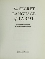Cover of: The secret language of tarot