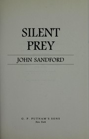 Cover of: Silent prey