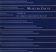 Cover of: Museums count |