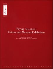 Cover of: Paying Attention |