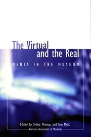 Cover of: The Virtual and the Real |