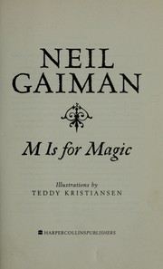 Cover of: M is for magic |