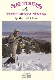 Ski tours in the Sierra Nevada by Marcus Libkind