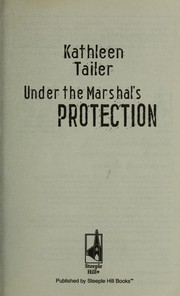 Cover of: Under the marshal's protection