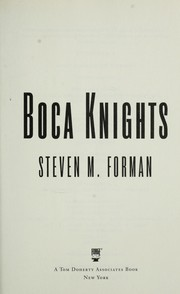Cover of: Boca knights