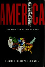 Cover of: America Anonymous