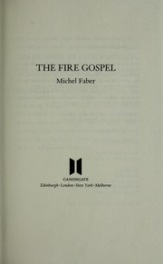 Cover of: The fire gospel