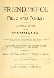 Cover of: Friend and foe from field and forest