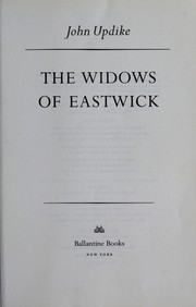 Cover of: The widows of Eastwick