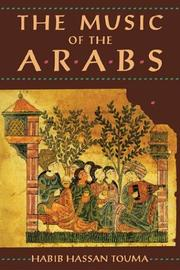 Cover of: The Music of the Arabs
