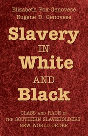 Cover of: Slavery in White and Black