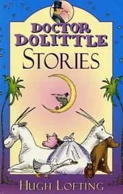 Cover of: Doctor Dolittle Stories