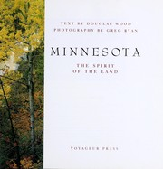 Cover of: Minnesota, the spirit of the land | Douglas Wood
